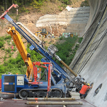 Multitec 4000 and Terrier at Work on Major Railway Project in Tanzania